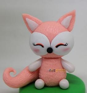 软陶培训-小狐狸制作