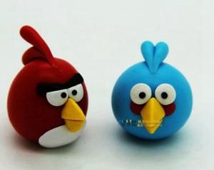 软陶培训-愤怒的小鸟